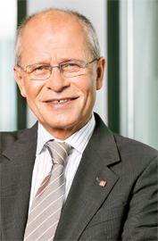Berhold Huber, Erster Vorsitzender der IG Metall